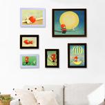 6框照片墙